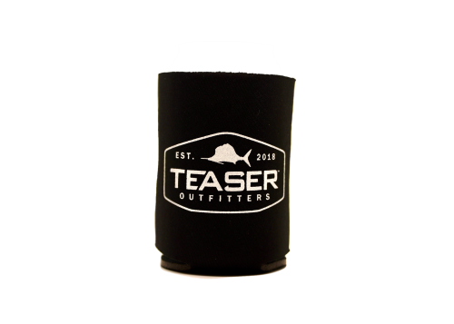 Collapsible Can Koozie - Black